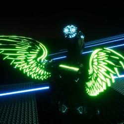 Prismatic Flight - F