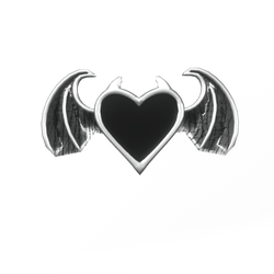 Dark soul jewelry set - ring