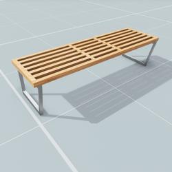 Stylish Bench