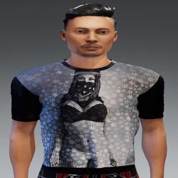[INTOXICATED] Unisex Shirt Cholo babe