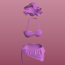 SUMMER OUTFIT_ LILAC_