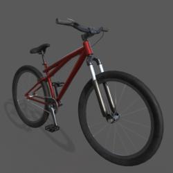 Custom Streetstyle Bike 1.0