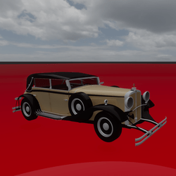 Maybach Zeppelin - Car