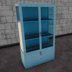 Closet F St2 (interactive)