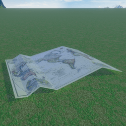 Old World Map 02