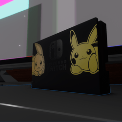 switch base pikachu and eevee