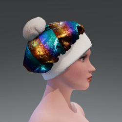 CHRISTMAS FRENCH HAT COLORS
