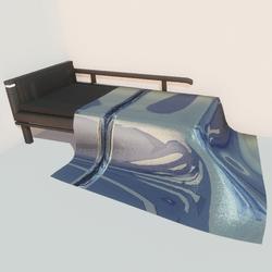 Modern bed - ea-bl