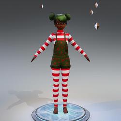 ChristmasOveralls