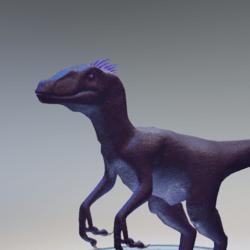 Purple Raptor Avatar