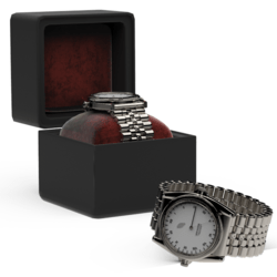 Rollie Platinum Watch [FEMALE]