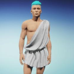 Toga (Male) FREE