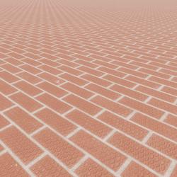 Diamond Hollowed Brick Wall