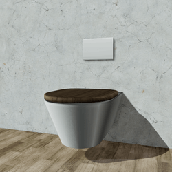 Toilet White Point