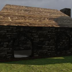 Rectangular Cottage