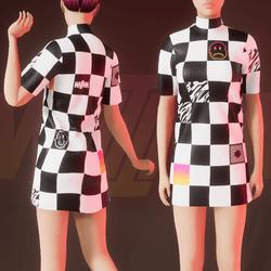 Chess Dress
