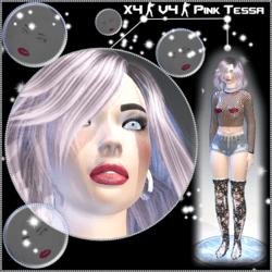 X4 - V4 Pink Tessa Avatar