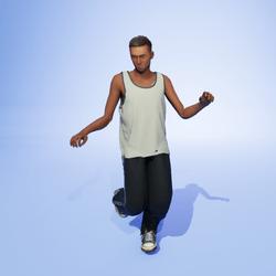 Shuffle Dance 5 (M)