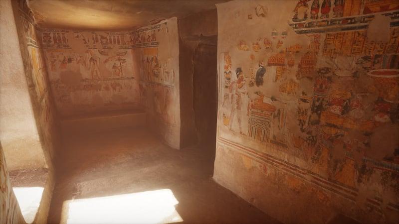 The Tomb of Nakhtamon