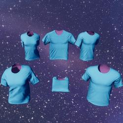 Universal Shirt Display Set - DOUBLE-SIDED