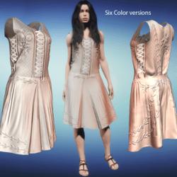 Roman Tunic Dress