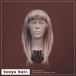 Tonya Hair (F)