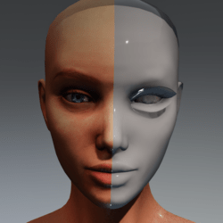 DEMO for Melody Head for Kismet Body by Apocalypse Bunnies