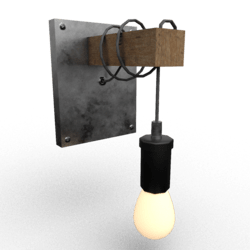 The Cafe Wall lamp