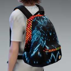 Pixatron Backpack