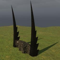 Darkness Spikes
