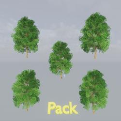 Maple Tree Pack Dark Green