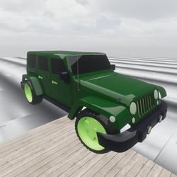 Jeep-Green