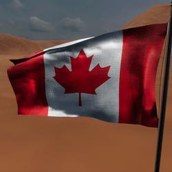 TKA Animate Flag Canada