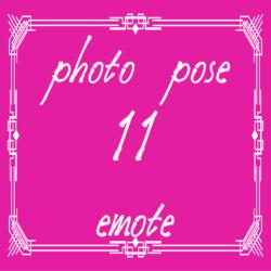 photo pose 11