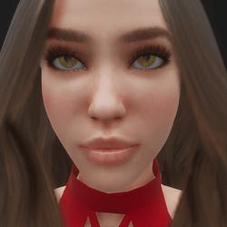 True Hazel Eye Contacts