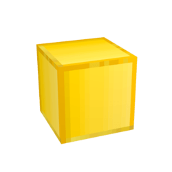 SanCrafter Base Block - Gold Block