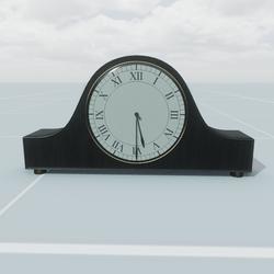 Table Clock 2