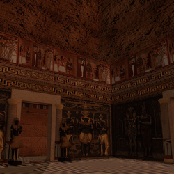 EGYPTIAN LABYRINTH