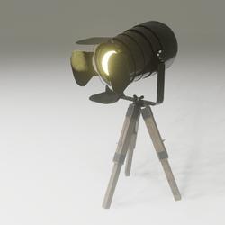 Lamp Vip