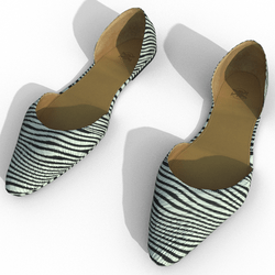 Traiana - Woman Shoes - Zebra