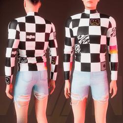 Chess Long-Sleeved T-Shirt