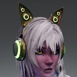 Anubis headphones HOLO-04