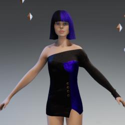 AsymmetrycDress4