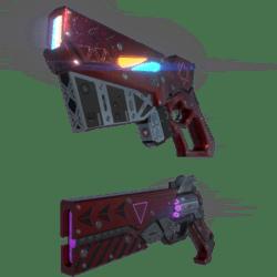CL-K//D.G.R. Dual Pistol Set