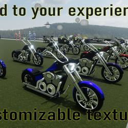 DJ's Motorcycle