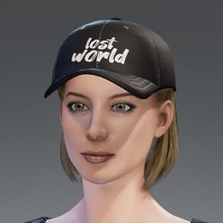 FS LostWorldHat