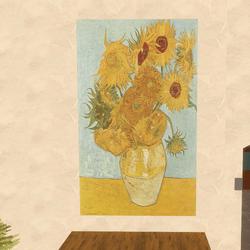 Art - Vase With Twelve Sunflowers 1888 Van Gogh
