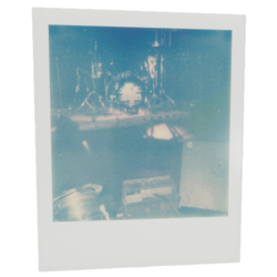 Polaroid Drum Kit FP