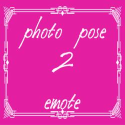 photo pose 2