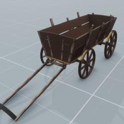 Cart 4 whills